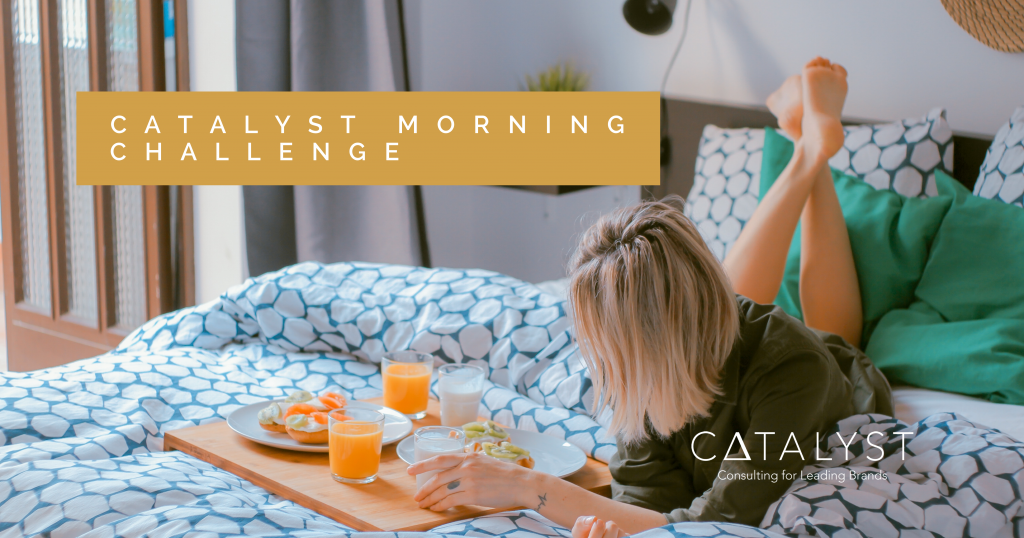 Catalyst Morning Challenge