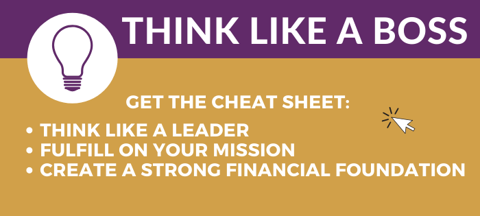 thinking like a leader get the cheat sheet
